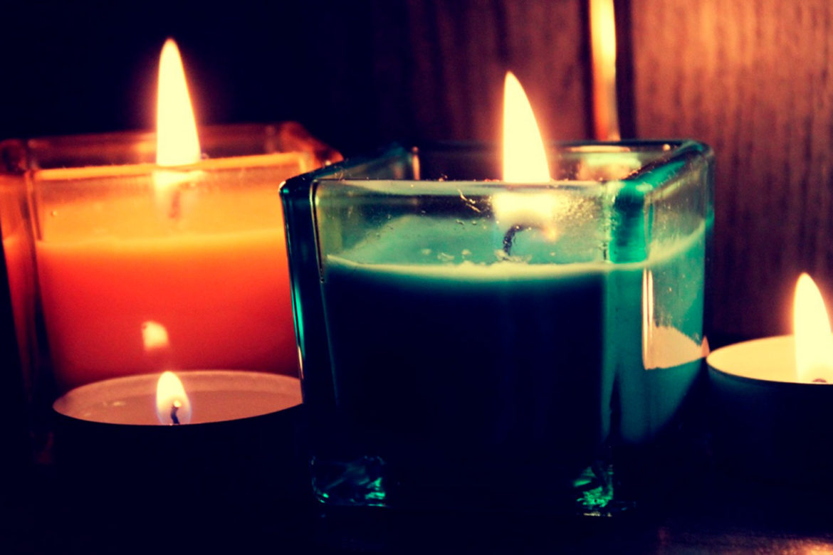Sensing the Fragrances of Candles