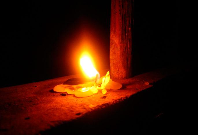 Breve historia de las velas